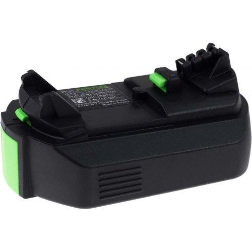 Preisvergleich Produktbild Akku für Festool Bohrschrauber CXS Li 2,6 (neue Version), 10,8V, Li-Ion