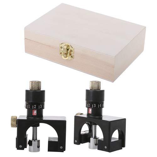 Jointer Planer Regolabile magnetico pialla coltello Impostazione Jig Blade Jointer Gauge Setter per strumento di lavorazione del legno