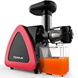 Best Masticating Juicers - Homever Juicer, Slow Masticating Juicers Whole Fruit Review