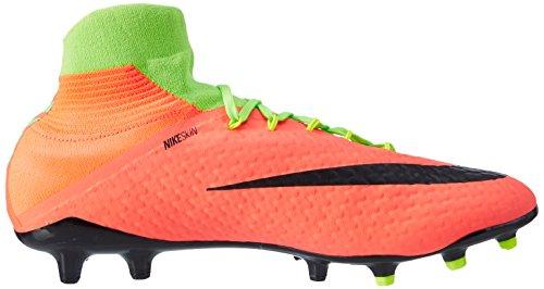 Nike Hypervenom Phatal Iii Fg, Scarpe da Calcio Uomo, Multicolore Verde (Electric Green/black-hyper Orange-volt)