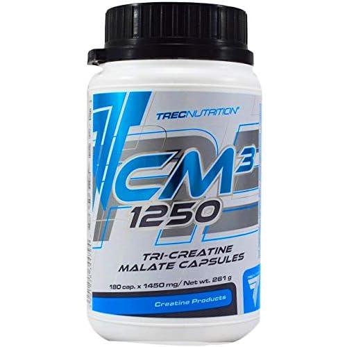 41Va2szGP7L. SS500  - BEST WEIGHT GAIN TABLETS -- CM3 1250 x 180 capsules -- Best Tri Creatine Malate