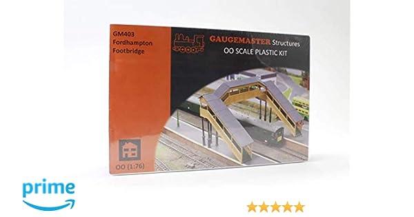 Gaugemaster GM-GM401 Ford Hampton Station Plastic Kit