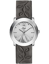 s.Oliver Time Damen-Armbanduhr SO-3316-LQ