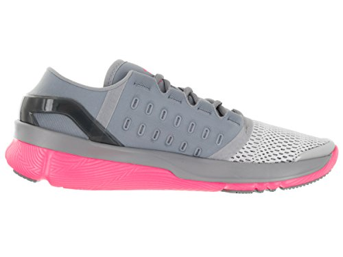 Under Armour UA Speedform Apollo 2 Aluminum/Steel/Cerise