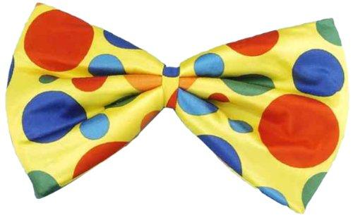 Forum Jumbo Polka Dot Clown Bowtie Polka Dot Bowties