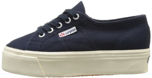 Blu 35.5 EU Superga 2790Cotw Linea Up And Down Sneaker Unisex Adulto 7z3