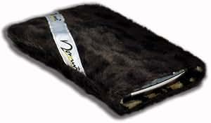 Norrun Handytasche / Handyhülle # Modell Leorna # ersetzt die Handy-Tasche von Hersteller / Modell samsung galaxy s3 # maßgeschneidert # mit einseitig eingenähtem Strahlenschutz gegen Elektro-Smog # Mikrofasereinlage # Made in Germany