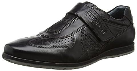 Bugatti 311140604000, Herren Sneakers, Schwarz (schwarz 1000), 41 EU (7.5 Herren UK)
