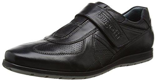 bugatti-311140604000-sneakers-basses-homme-noir-schwarz-1000-43-eu
