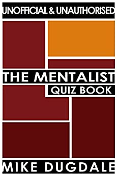 The Mentalist Quiz Book by [Dugdale, Mike]