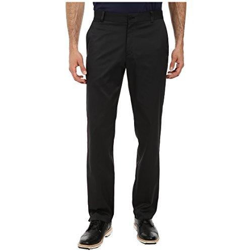 Nike Herren Flat Front Hose, Black, 38-34