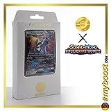 AMIGENTO GX 90/111 - #myboost X Sonne & Mond 4 Aufziehen der Sturmröte - Box mit 10 Deutschen Pokémon-Karten