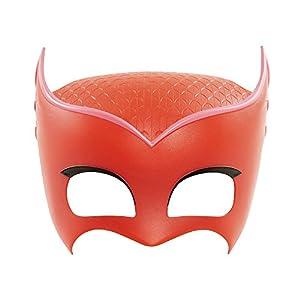 Bandai PJ Masks Buhíta - Máscara infantil, color rojo