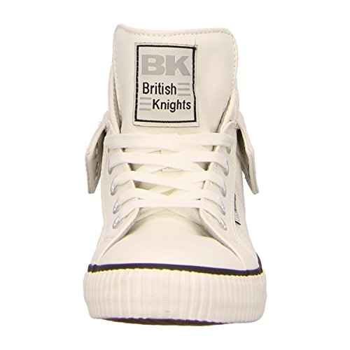 British Knights  Roco, Sneakers Basses femme Blanc/gris clair