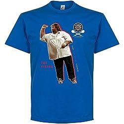 Andy Fordham camiseta de dardos, color royal Azul azul real Talla:XXXL