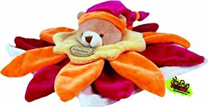 Doudou et Compagnie Doudou Collector Orange - Tatoo