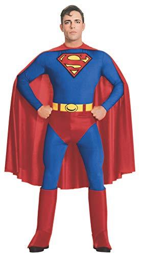 Rubie's - Costume per Travestimento da Superman, Uomo, XL