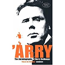 [ 'ARRY AN AUTOBIOGRAPHY ] By Redknapp, Harry ( AUTHOR ) Oct-1999[ Paperback ]