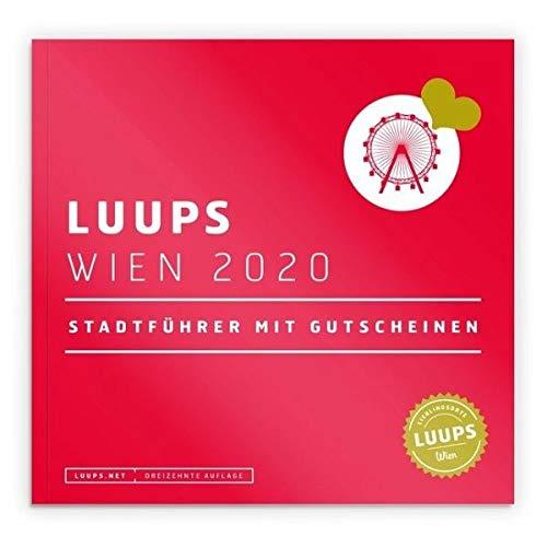 LUUPS Wien 2020: Stadtführer mit Gutscheinen