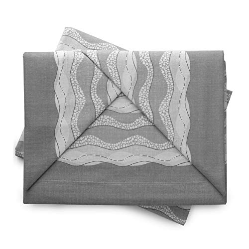 Morbidissimi completo lenzuola flanella emma made in italy dimensioni varie t257 singolo grigio