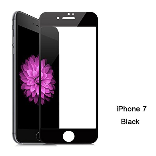 iPhone 7 Pellicola Protettiva, PUGO TOP 3D Anti-Glare / Matte