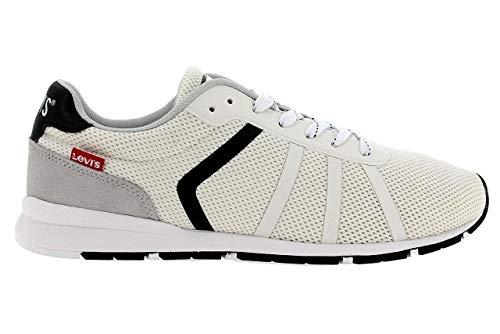 Levi\'s, ALMAYER LITE weiß 227799 756, Herren Sneaker, 45