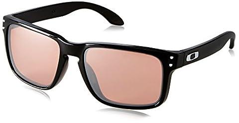 Oakley Men's Sunglasses black Polished Black/G3 Black Iridium (S2) Size:TU