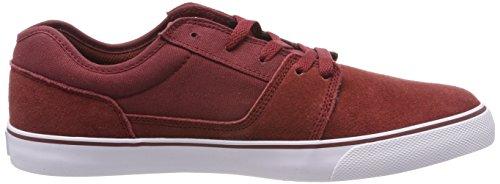 DC Shoes Herren Tonik Sneaker Rot (Burgundy Bur)