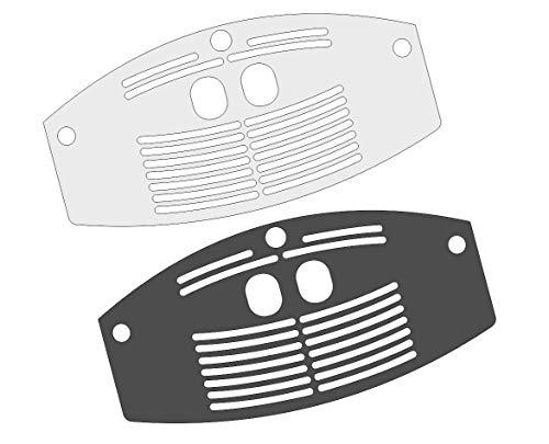 3 x Schutzfolie für Melitta Caffeo Barista T/TS Smart/T Smart - Abtropfblech - Tassenablage - Ablage - Tropfblech - F730 - F731 - F740 - F 750 - F760 - F77/0 - F840 - F850 - F860