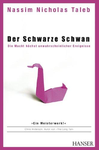 Buchseite und Rezensionen zu 'Der Schwarze Schwan: Die Macht höchst unwahrscheinlicher Ereignisse' von Nassim Nicholas Taleb