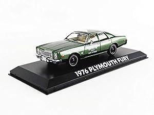 Greenlight Collectibles- Coche en Miniatura de colección, 86566, Verde