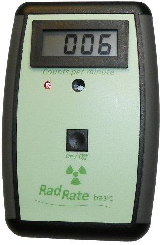Geigerzähler Strahlenmessgerät RadRate basic -