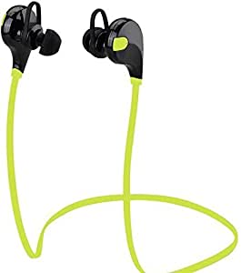 Digimart® Samsung Mobiles Compitable JOGGER Wireless Sports Headphones Jogger with Mic | Noise Cancellation | Sweatproof Earbuds ,Best for Running , Gym | Stereo Sound Quality |