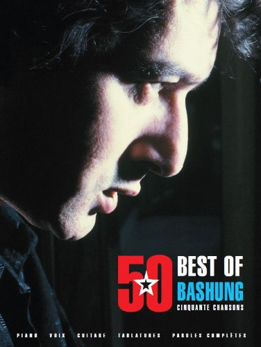 Alain Bashung Best of 50 Chansons - Chant + piano + accords