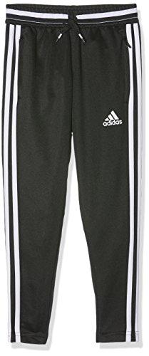 Adidas - Sportshop Lang Con 16 - D'entraînement Y - Pantalon - Enfant - Noir (blanc) - Taille: 5-6 ans