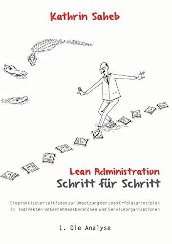 Lean Administration: Schritt für Schritt