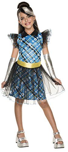 Monster High Frankie Stein Costume Child Medium