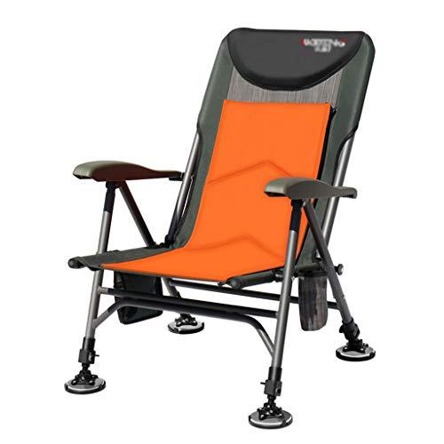 Chaises de pêche Chaise Longue De Jardin Chaise De Camping Chaise Pliante Multifonctionnelle Peut Supporter 200 Kg Cadeau (Color : A, Size : 47.5 * 90 * 60cm)