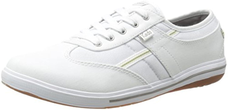 Keds Wouomo Craze T-Toe Twill scarpe da ginnastica, bianca, 10 10 10 M US | Specifica completa  fe99d3