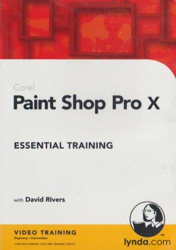 Paint Shop Pro X Essential Training (PC) Test