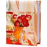 Natraj Original Plastic Photos Album (5 x 7 inch, Multicolour)