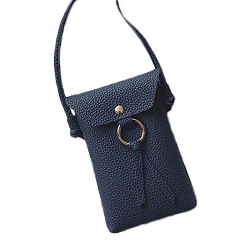 Outflower donne borsa a tracolla messenger bag moda casual Wild mobile  phone bag borsetta portamonete mobile 76a8b25a015