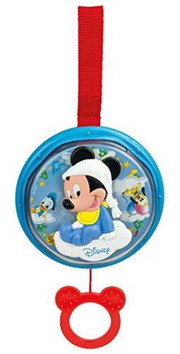 Clementoni 14650.5 Spieluhr Mickey mit Musik Preisvergleich
