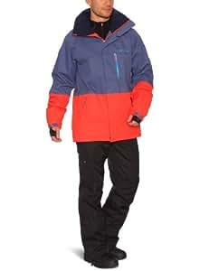 O'Neill Men's District Ski Jacket Fw Blue Sunrise Blue Size:L