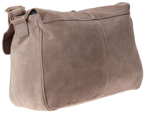 Paquetage Serge, Borsa a tracolla donna Beige (Beige (Taupe))