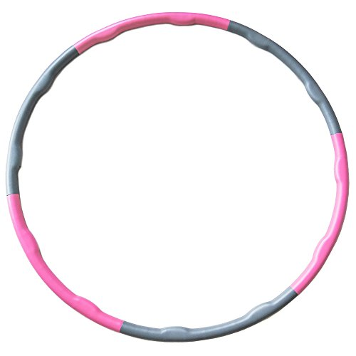 andrew-james-fitness-weighted-hula-hoop-exercise-12kg-extra-large-100cm-with-foam-massage-ridges