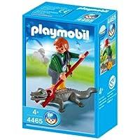 Playmobil Guardian Con Caiman