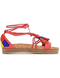 36e8cd04544 COOLWAY Women s Jamaica Platform Sandals