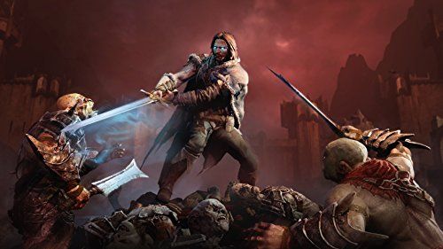 Middle Earth: Shadow of Mordor  screenshot