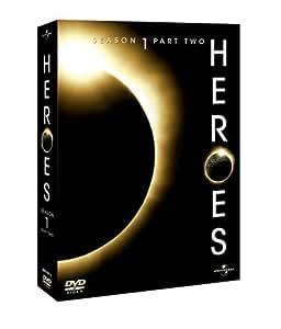 Heroes: Season 1 - Part 2 [DVD]